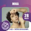 Concert MIKA REVELATION TOUR à CARCASSONNE @ THEATRE JEAN DESCHAMPS (CARCASSONNE) - Billets & Places