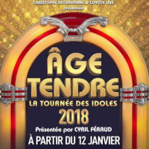 ÂGE TENDRE @ Le Liberté - RENNES