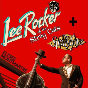 The Stray Cats' Lee Rocker