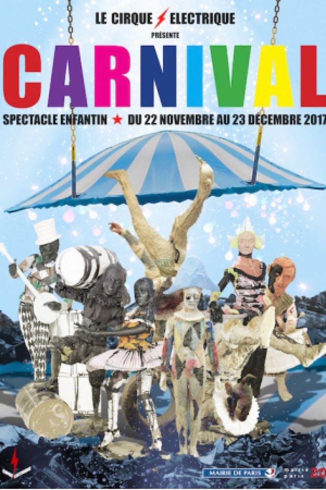 CARNIVAL  @ Cirque Electrique - PARIS