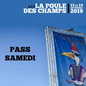 La Poule Des Champs # 14 - Samedi 14 Septembre 2019