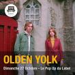 Concert Olden Yolk à PARIS @ Le Pop Up du Label_NE PAS UTILISER - Billets & Places