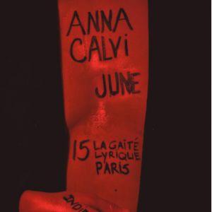 ANNA CALVI + 1ère partie @ La Gaîté Lyrique - Paris