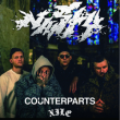 Concert NASTY + COUNTERPARTS + XILE