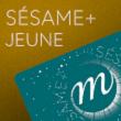 Carte SESAME+ JEUNE / 2019 à PARIS @ GRAND PALAIS - Billets & Places
