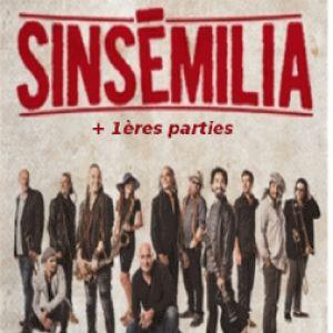Sinsémilia + 1Ères Parties En Concert