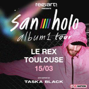 San Holo + Guest