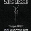 Concert WIEGEDOOD  + PORTRAYAL OF GUILT - LE GRILLEN - COLMAR