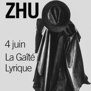 ZHU + 1ère partie @ La Gaîté Lyrique - Paris