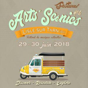 Festival Arts'Scenics - Pass 2jours @ plein air - LISLE SUR TARN