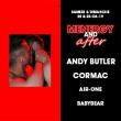 Soirée Menergy + After w/ Andy Butler & Cormac à PARIS @ Gibus Club - Billets & Places