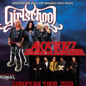 Alcatrazz + Girlschool