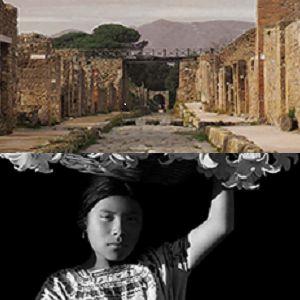 Pompei / Noir Et Blanc - Billet Jumele