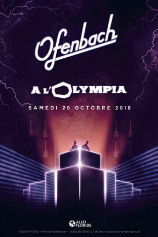 Billets OFENBACH  - L'Olympia