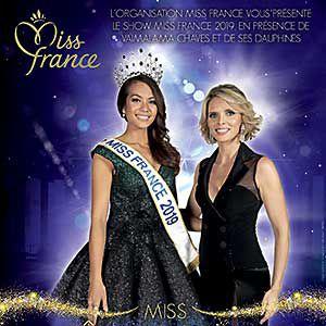 Election Miss Cote D'azur 2019