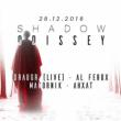 Soirée Shadow Odissey x Glazart - Damnation Hill