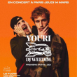 Concert YOURI x WEEDIM à PARIS @ LE FLOW - Billets & Places
