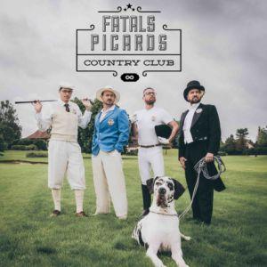 Les Fatals Picards + La Fanfare du Colonel GRK @ Espace Agnès Sorel - LOCHES