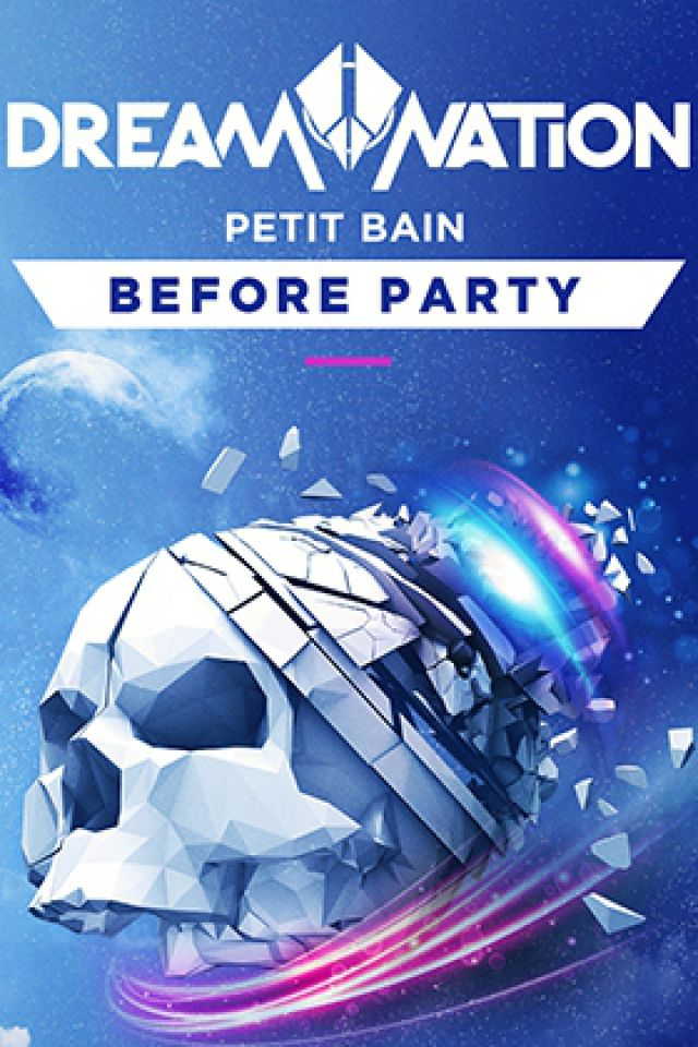DREAM NATION - BEFORE PARTY @ Petit Bain - PARIS