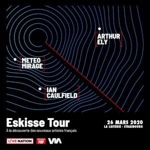Arthur Ely + Meteo Mirage + Ian Caulfield