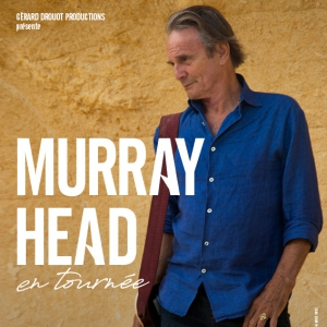 MURRAY HEAD @ SALLE L'ANGELARDE - Chatellerault