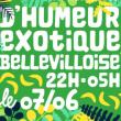 Soirée D'HUMEUR EXOTIQUE - TROPICAL VIBES