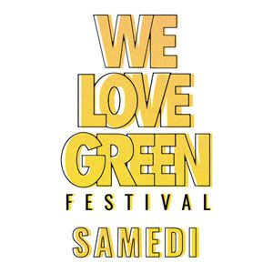 We Love Green 2019 - Samedi