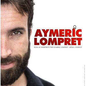 AYMERIC LOMPRET @ La Nouvelle Comédie Gallien - Bordeaux