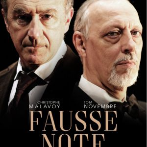 Fausse Note - Christophe Malavoy & Tom Novembre