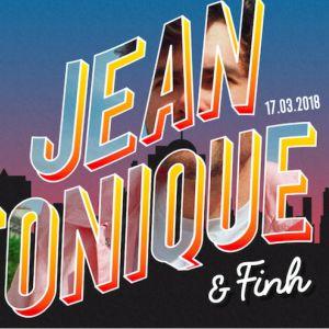 Jean Tonique, Finh @ Wanderlust - PARIS