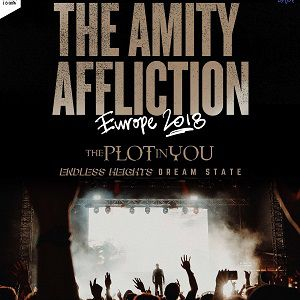 THE AMITY AFFLICTION @ CCO - Villeurbanne