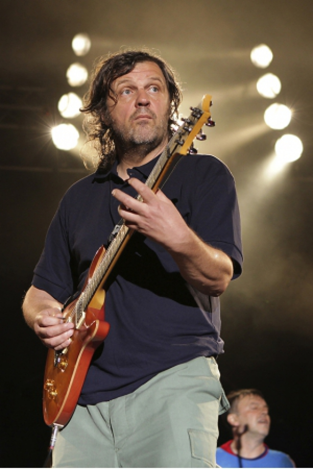 EMIR KUSTURICA AND THE NO SMOKING ORCHESTRA @ Le Fil - SAINT ETIENNE