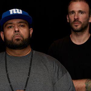 Hip Hop BoomBox Dälek + Dalla$  @ Rock School Barbey  - BORDEAUX