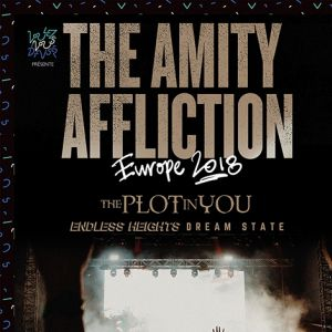 THE AMITY AFFLICTION @ Le Trabendo - Paris