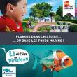 BILLET COMBINE 2018 à LUSSAULT SUR LOIRE @ Aquarium de Touraine - Billets & Places