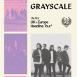 Concert Grayscale + Heart of Gold