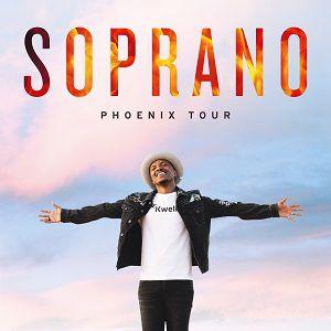 """Soprano """" Phoenix Tour """""""