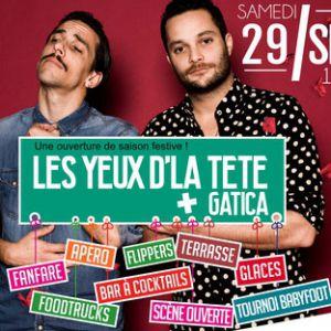LES YEUX D'LA TETE + Gatica @ L'odéon - TREMBLAY EN FRANCE