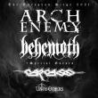 Concert ARCH ENEMY + BEHEMOTH + CARCASS