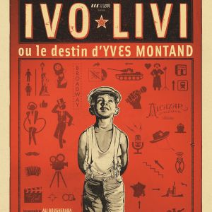 Ivo Livi - Le Destin D'yves Montand