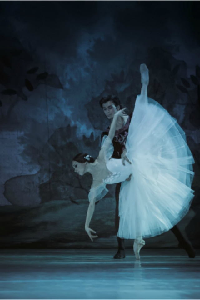 GISELLE @ Théâtre Charles Dullin - LE GRAND QUEVILLY