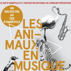 LES ANIMAUX EN MUSIQUE ! @ ZOO D'AMNEVILLE - AMNÉVILLE