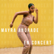 Concert MAYRA ANDRADE à TOULOUSE @ LE METRONUM - Billets & Places