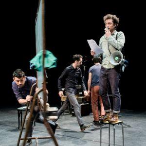 CAMARADES @ Théâtre Charles Dullin - LE GRAND QUEVILLY