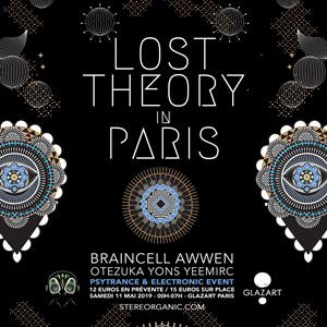 Lost Theory In Paris