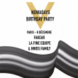 Soirée Nowadays 5th Birthday Party à Paris @ La Machine du Moulin Rouge - Billets & Places