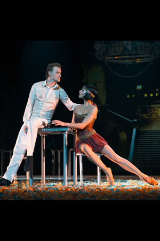 THE GREAT GATSBY - LE BALLET @ 02-2 GRAND AUDITORIUM - CANNES