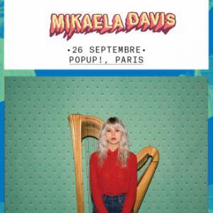 Mikaela Davis + Anne Darban @ Pop-Up! - PARIS