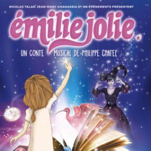 EMILIE JOLIE @ THEATRE DE LONGJUMEAU - LONGJUMEAU