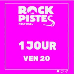 Iam - 20/03 - Pass Ski + Concert 1 Jour